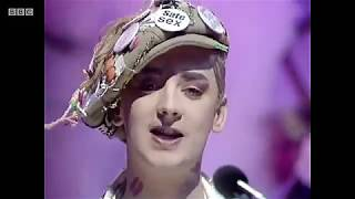 Boy George  - Everything I Own  -  TOTP  - 1987