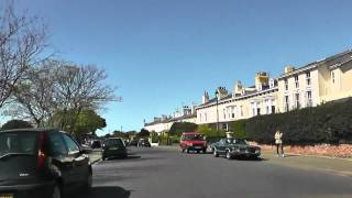 preview picture of video 'Driving Along Waterloo Road, Great George's Road, Marine Terrace & Adelaide Terrace, Liverpool, UK'