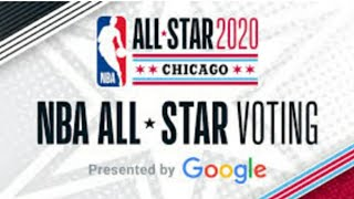 NBA ALL-STARS VOTING 2020 ; NBA All-Star 2020: How to vote for All-Star starters