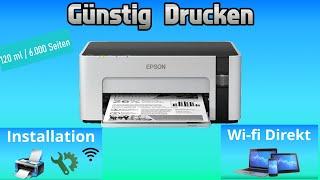 Günstig Drucken | Epson ET-M1120 EcoTank