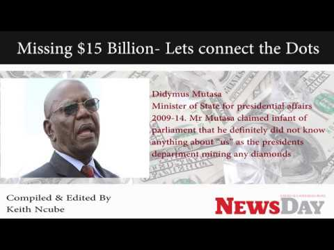 Missing $15 Billion- Lets connect the dots