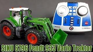 SIKU CONTROLL 6796 FENDT 933 VARIO TRAKTOR [Vorstellung | dertestmichel]