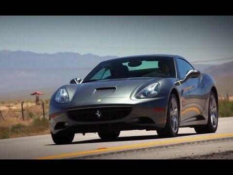 Ferrari California versus Plane Part 2   Top Gear USA   Series 1