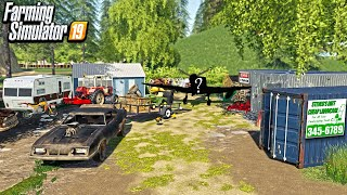 DIRT CHEAP LAWN CARE BUSINESS WITH AN UNUSUAL ITEM? (HOME OWNER) FARMING SIMULATOR 19