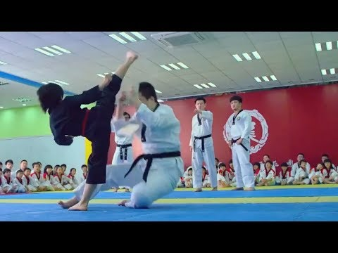 Dragon Boys - Chinese Taekwondo Media