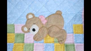 Applique Baby Quilts Ideas