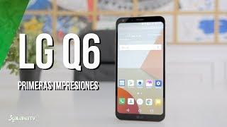 LG Q6, pantalla 18:9 en gama media