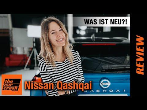 Nissan Qashqai im Test (2021) Was ist alles NEU?! 💙🧐 Review | kein Fahrbericht | Preis | Hybrid 🔋