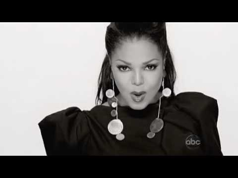 JANET JACKSON - Make Me (Official Music Video) HD