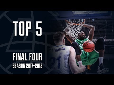 Final Four Best Moments. Top 5