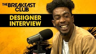Desiigner - BreakfastClub Interview