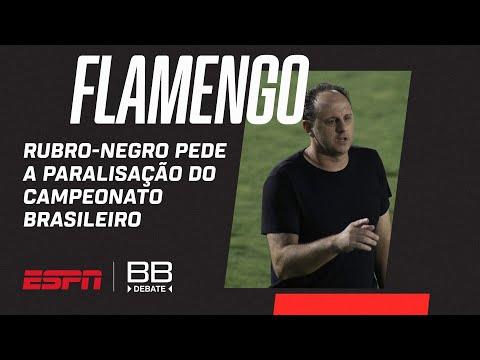 FLAMENGO ESTÁ CERTO EM QUERER A PARALISAÇÃO DO BRASILEIRÃO DURANTE A COPA AMÉRICA? Veja o debate!