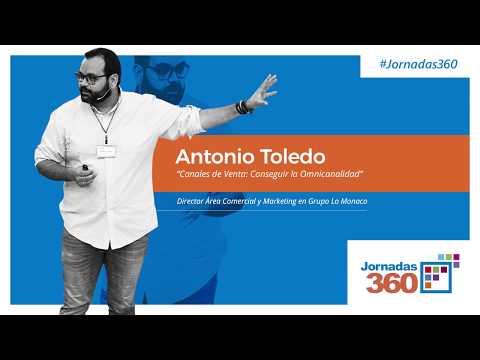 Antonio Toledo | Canales de Venta: Conseguir la Omnicanalidad