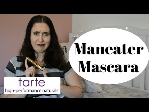 Maneater Voluptuous Mascara by Tarte #9