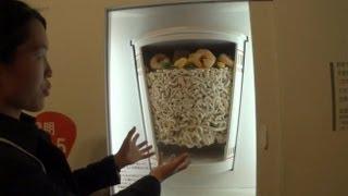 惊奇日本:泡麵是日本人發明的?!【ビックリ日本:即席麺は日本人が発明!?うそ!】