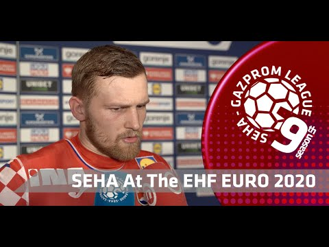 EHF EURO 2020: Mandic after the match CRO vs ESP