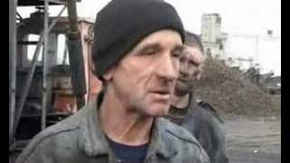 drunk russian coal miner - comedy