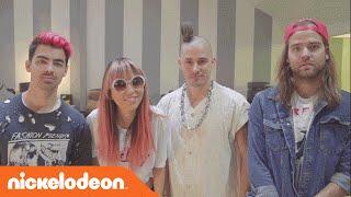 Kids' Choice Awards | DNCE Announcement | Nick