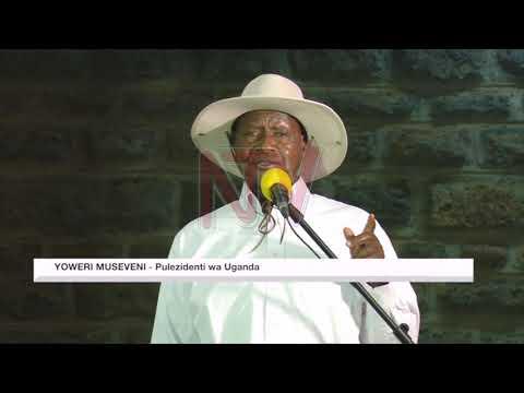 Museveni awabudde poliisi ku musango gw' okunyiiza omukulembeze