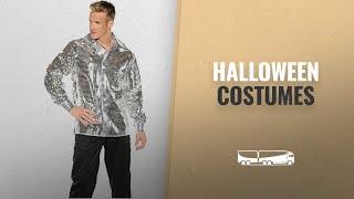 Under Wrap Men Halloween Costumes [2018]: Under Wrap Disco Ball Men Shirt