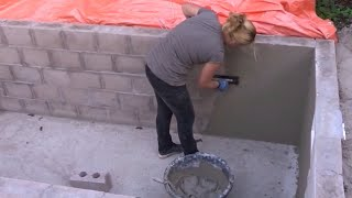 How to render a pool - DIY with Nicole
