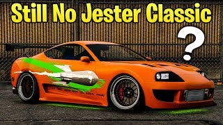 GTA Online: The Jester Classic Still NOT Released  + Rockstar Giving More FREE Money