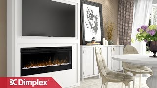 Dimplex Prism Series 74 inch Linear Electric Fireplace (BLF7451)