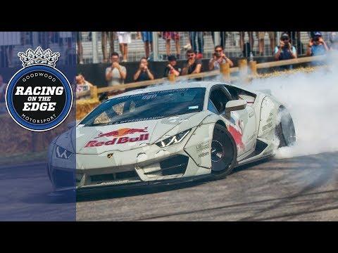Mad Mike's 800hp Lamborghini Huracan is a ridiculous road legal drift car