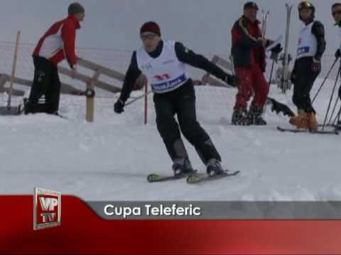 Cupa Teleferic