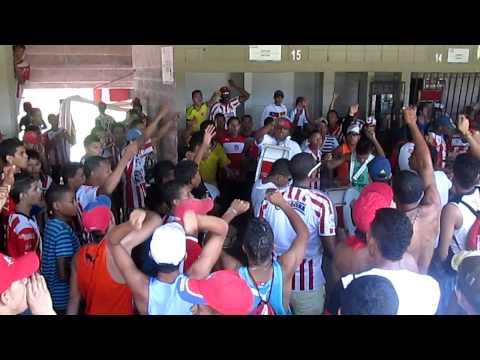 """""""La Banda De Los Kuervos 2013 JR"""" Barra: La Banda de Los Kuervos • Club: Junior de Barranquilla"""