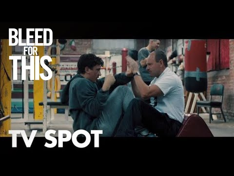 New TV Spot for Bleed for This