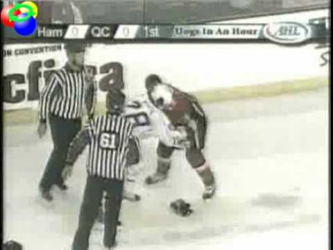 Brett Sutter vs Ryan White