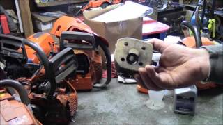 """Husqvarna 42 Revisited & Guide Bar Review For Small Saws (""""Average Saws"""" Mini GTG Setup )"""