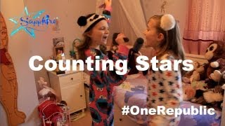 OneRepublic - Counting Stars by 8 year old Skye & 10 year old Sapphire