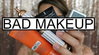 Disappointing Products – Makeup I Regret Buying! (High End & Drugstore) 2017  | DreaCN
