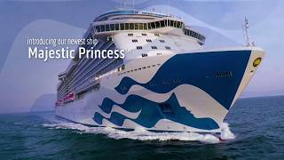 Majestic Princess ship highlights Video