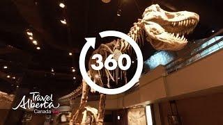 Royal Tyrrell Museum | 360 Video | Google Jump 8K | Alberta, Canada
