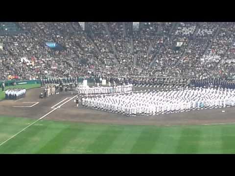 選抜高校野球大会選手宣誓