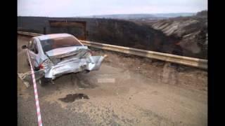Массовое ДТП в Белгородской области 22.03.2015 / Обзор ДТП