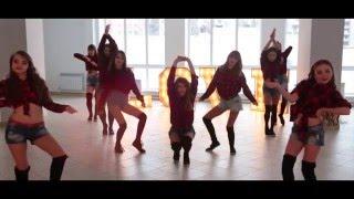 Джаз-фанк в Белгороде. Школа танцев Dance Life. Танец Jazz-funk, видео