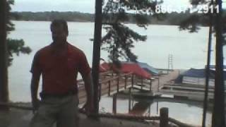 September 2009 Lake Keowee Video Update Real Estate Mike Matt Roach top Guns Realty