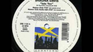 Shauna Davis - Into you