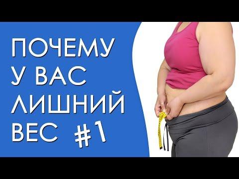 Скрытые причины лишнего веса #1