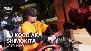 DJ Koco aka Shimokita Funk & Breaks Mix   Boiler Room x Technics x Dommune   Las Vegas