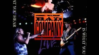 Bad Company Live  feat. Brian Howe - Feel Like Making Love