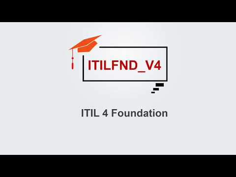 Real Exam Questions for ITILFND_V4 ITIL 4 Foundation - YouTube