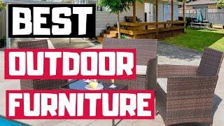 Best Outdoor Furniture On Amazon In 2020
