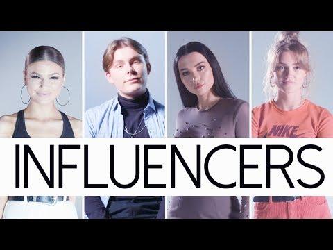 INFLUENCERS | ALLE AFSNIT/FULDE SERIE