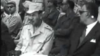 اغاني طرب MP3 الرئيس جمال عبد الناصر يشهد مناورة عسكرية هامه ١٩٧٠ تحميل MP3