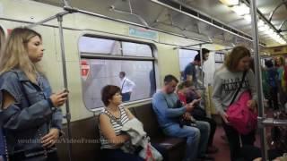 Центральный участок Сокольнической линии сегодня закрыт (23.07.2017)